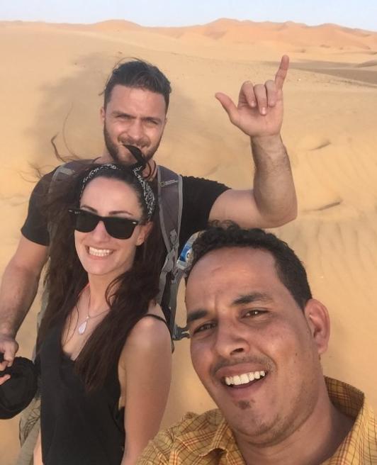 tripadvisor Sahara desert Camping