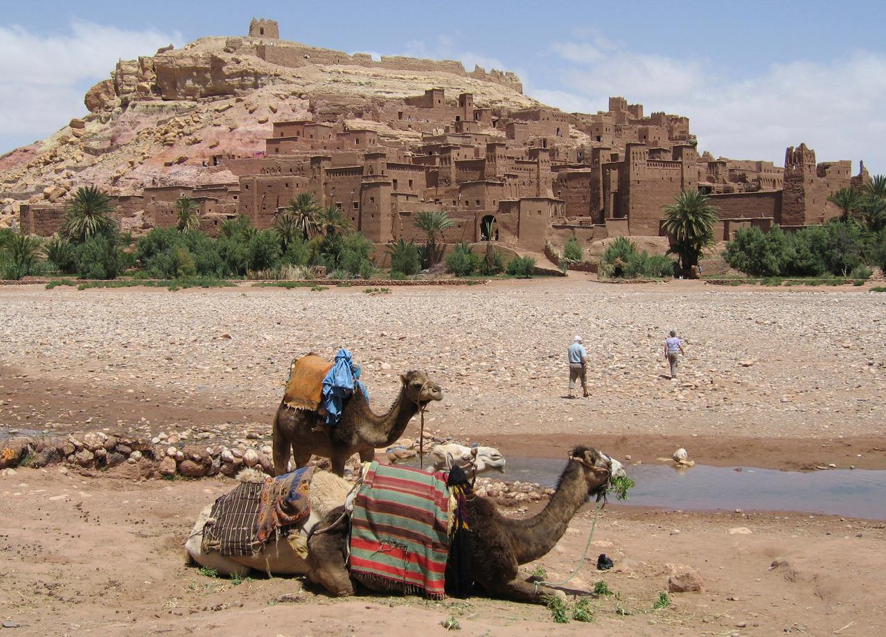 SAHARA DESERT CAMPING - Check availability tents & book now
